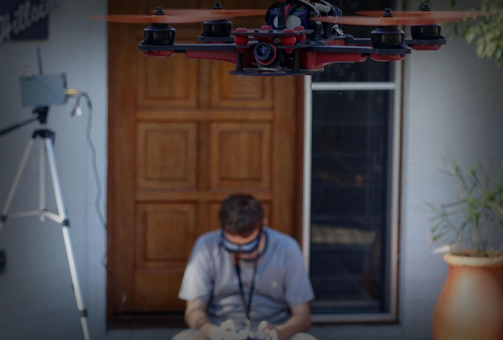 CURSOS DE DRONES